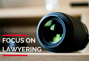 Focus on Lawyering